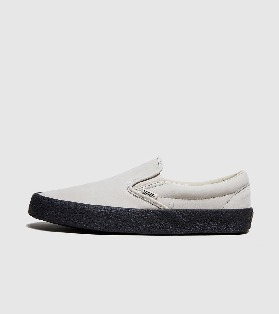 Vans Vans Slip-On, Grey/Black SOLEHEAVEN