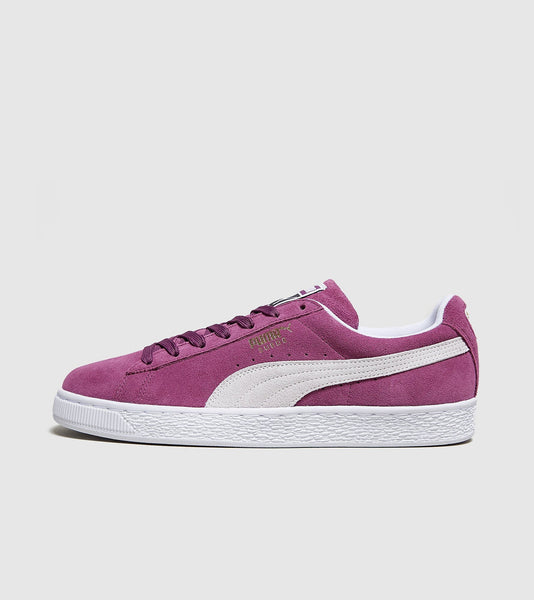 Buy Puma PUMA Suede, Purple/White size? online now at Soleheaven Curated Collections