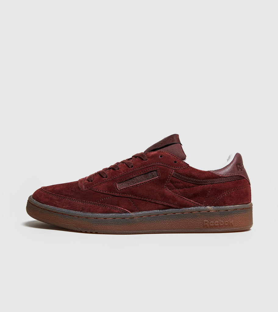 Buy Reebok Reebok Club C Suede, Red size? online now at Soleheaven Curated Collections