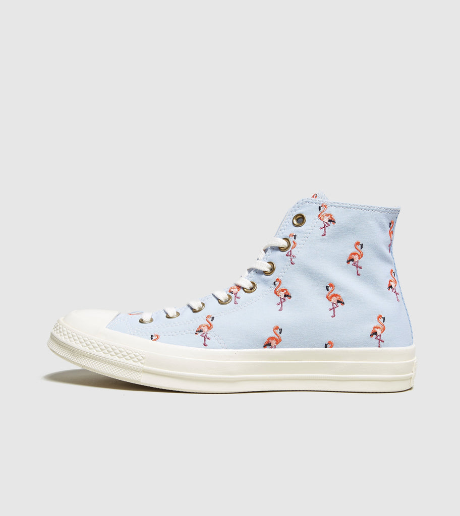 Buy Converse Converse Chuck Taylor All Star 70 High Flamingo, Blue/Pink size? online now at Soleheaven Curated Collections