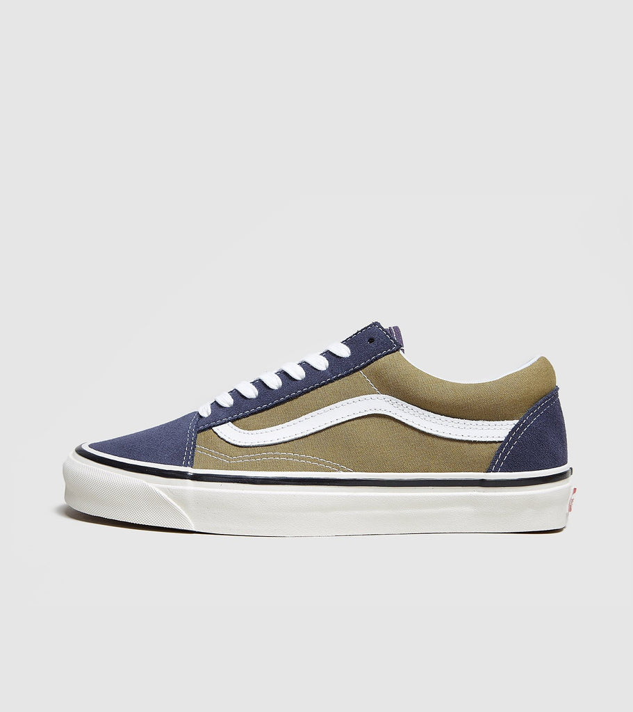 Vans Vans Anaheim Old Skool - size? European Exclusive, Blue/Green SOLEHEAVEN