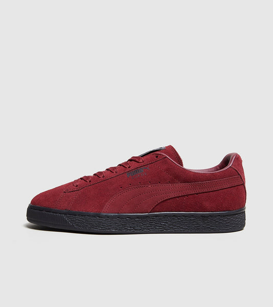 Buy Puma PUMA Suede, Red/Black size? online now at Soleheaven Curated Collections