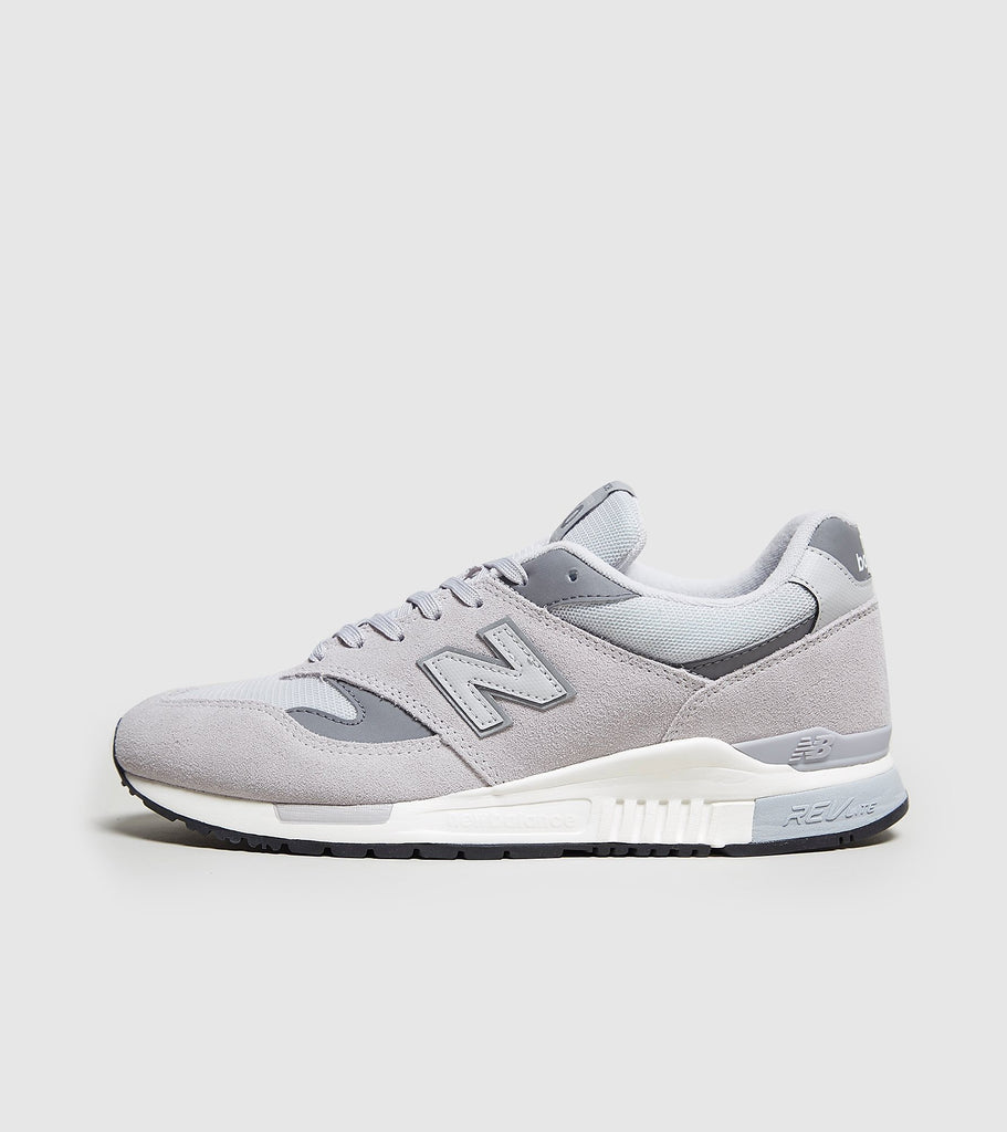 Buy New Balance New Balance 840, Grey/White size? online now at Soleheaven Curated Collections