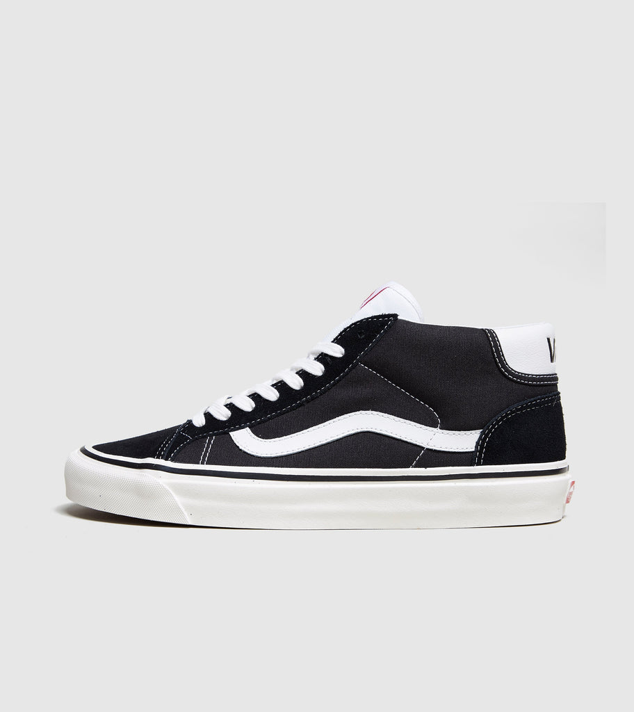 Buy Vans Vans Anaheim Mid Skool, Black/White size? online now at Soleheaven Curated Collections