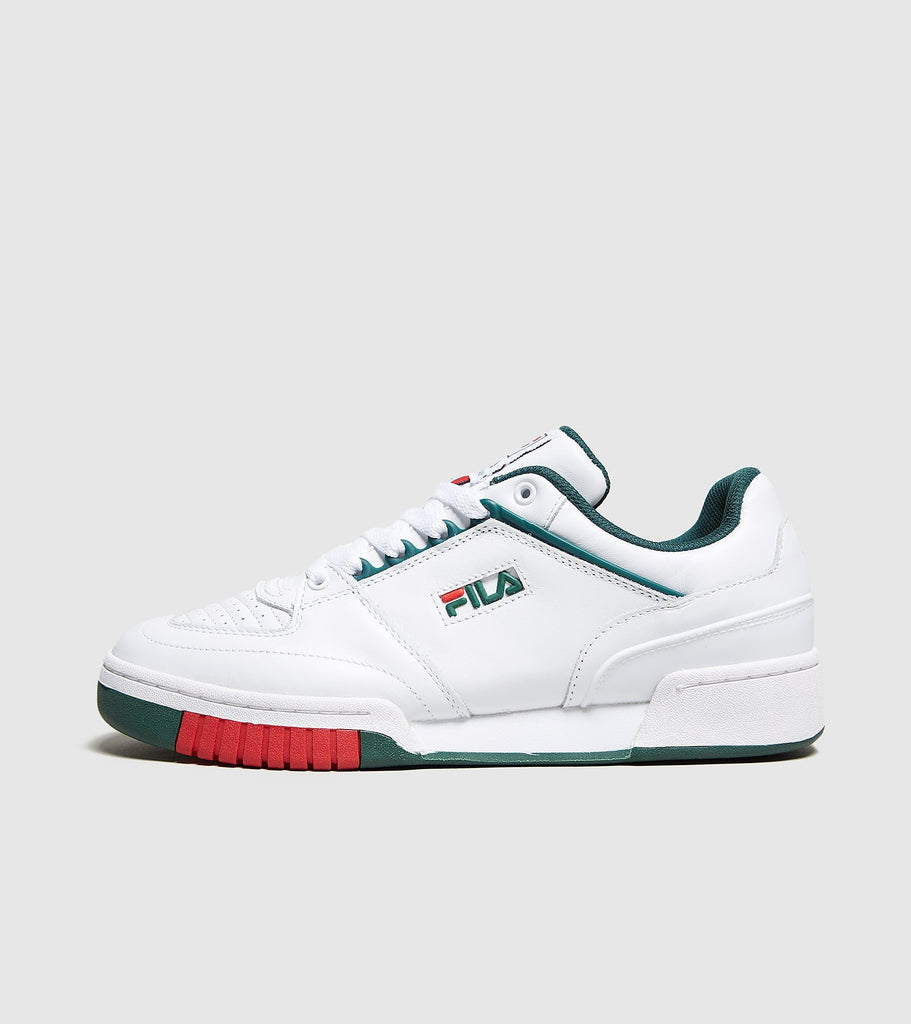 Buy Fila Fila Targa, White/Green size? online now at Soleheaven Curated Collections