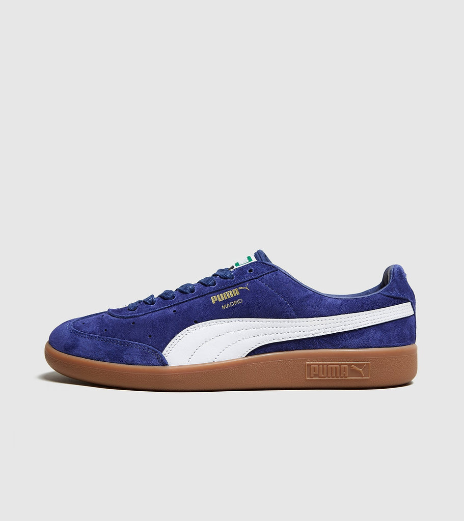 Puma PUMA Madrid, Blue/White SOLEHEAVEN