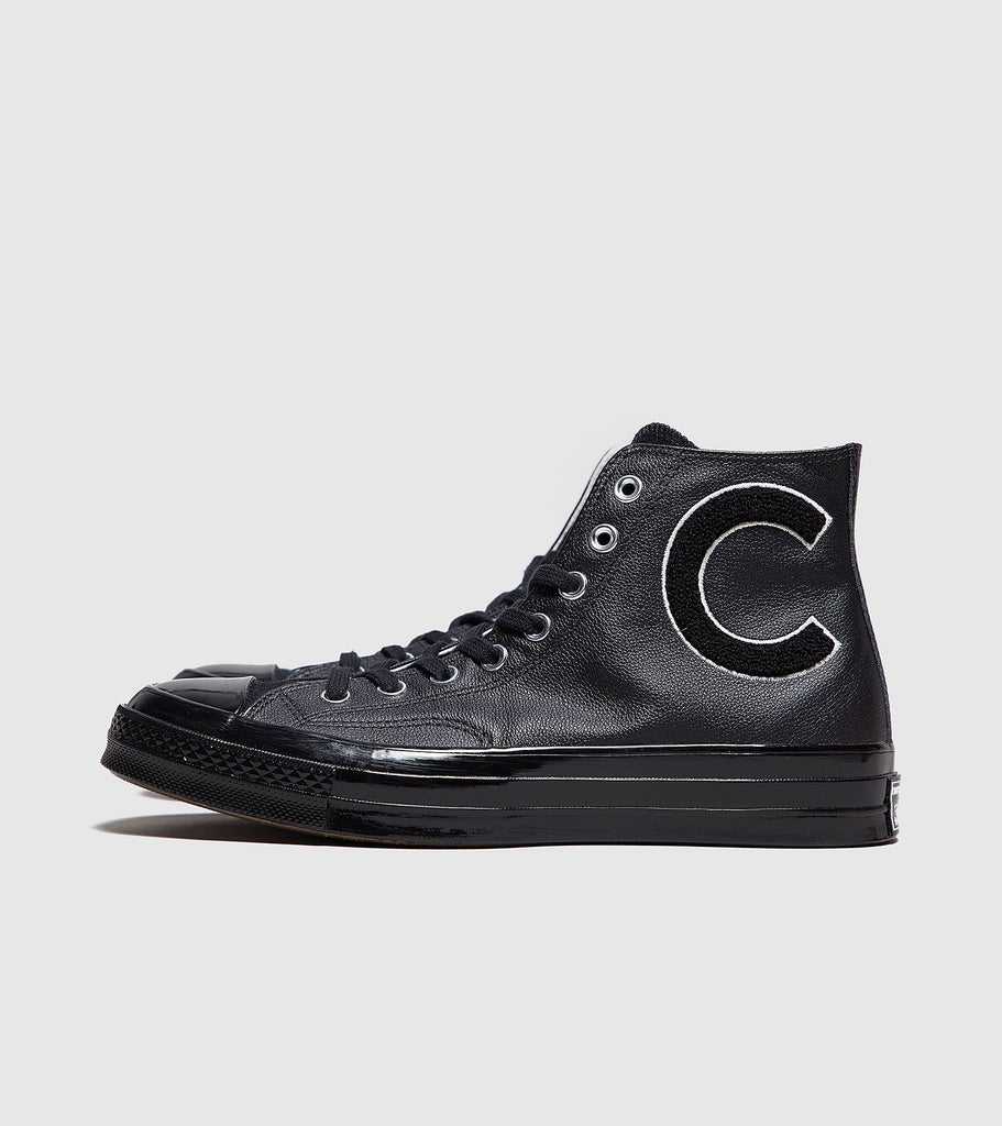 Converse Converse All Star 70's High 'Varsity Jacket', Black/Black SOLEHEAVEN