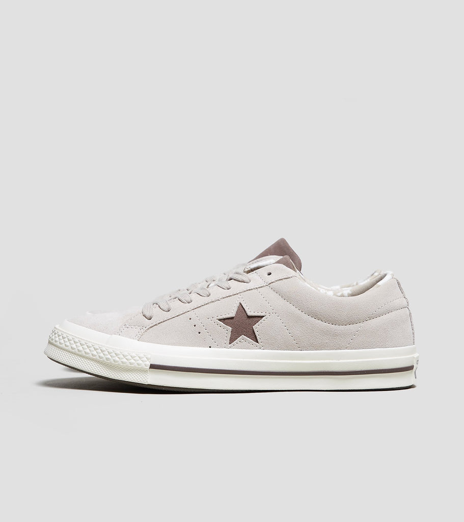 Converse Converse One Star 74, Grey/Brown SOLEHEAVEN