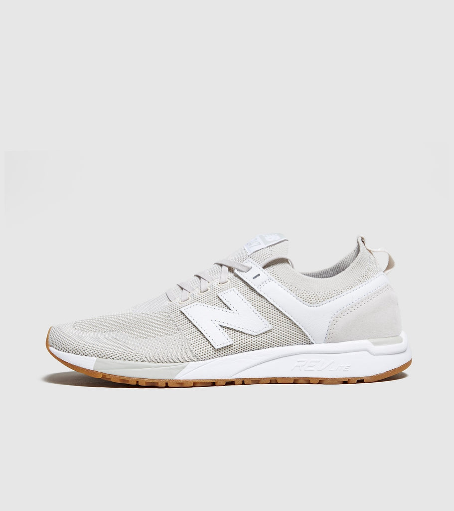 Buy New Balance New Balance 247 Mesh, Beige/White size? online now at Soleheaven Curated Collections