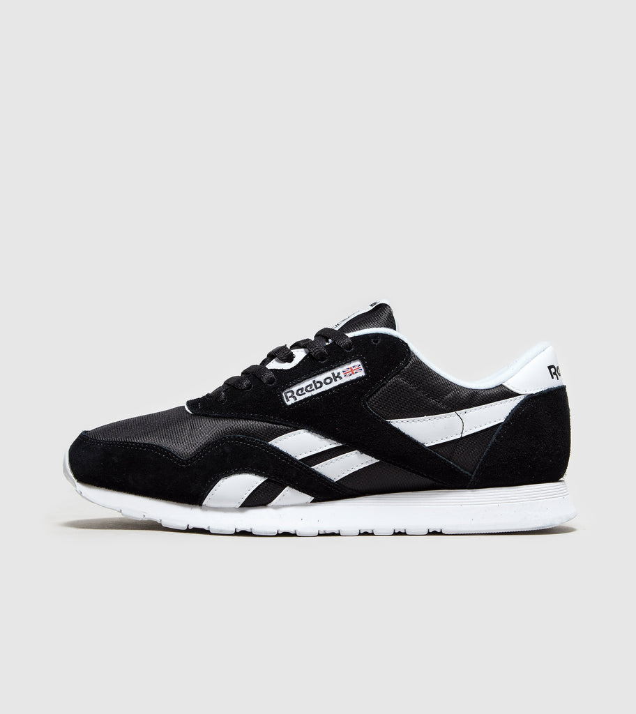 Buy Reebok Reebok Classic Nylon OG, Black/White size? online now at Soleheaven Curated Collections