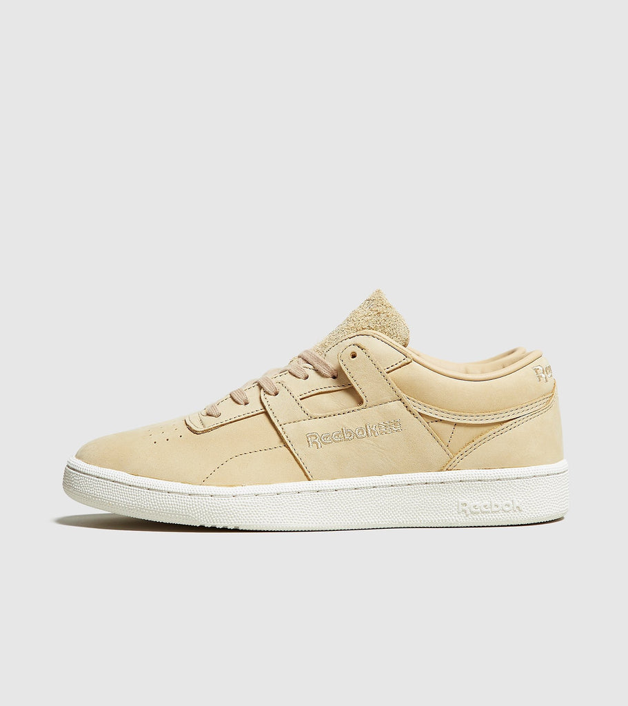 Reebok Reebok Club Workout SE, Beige/White SOLEHEAVEN