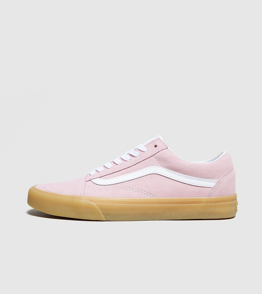Vans Vans Old Skool Suede, Pink/Brown SOLEHEAVEN