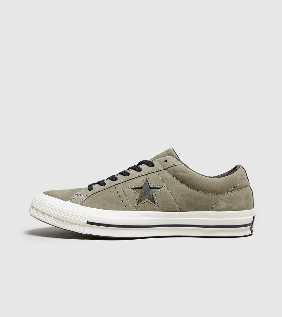 Buy Converse Converse One Star Camo, Green/White size? online now at Soleheaven Curated Collections