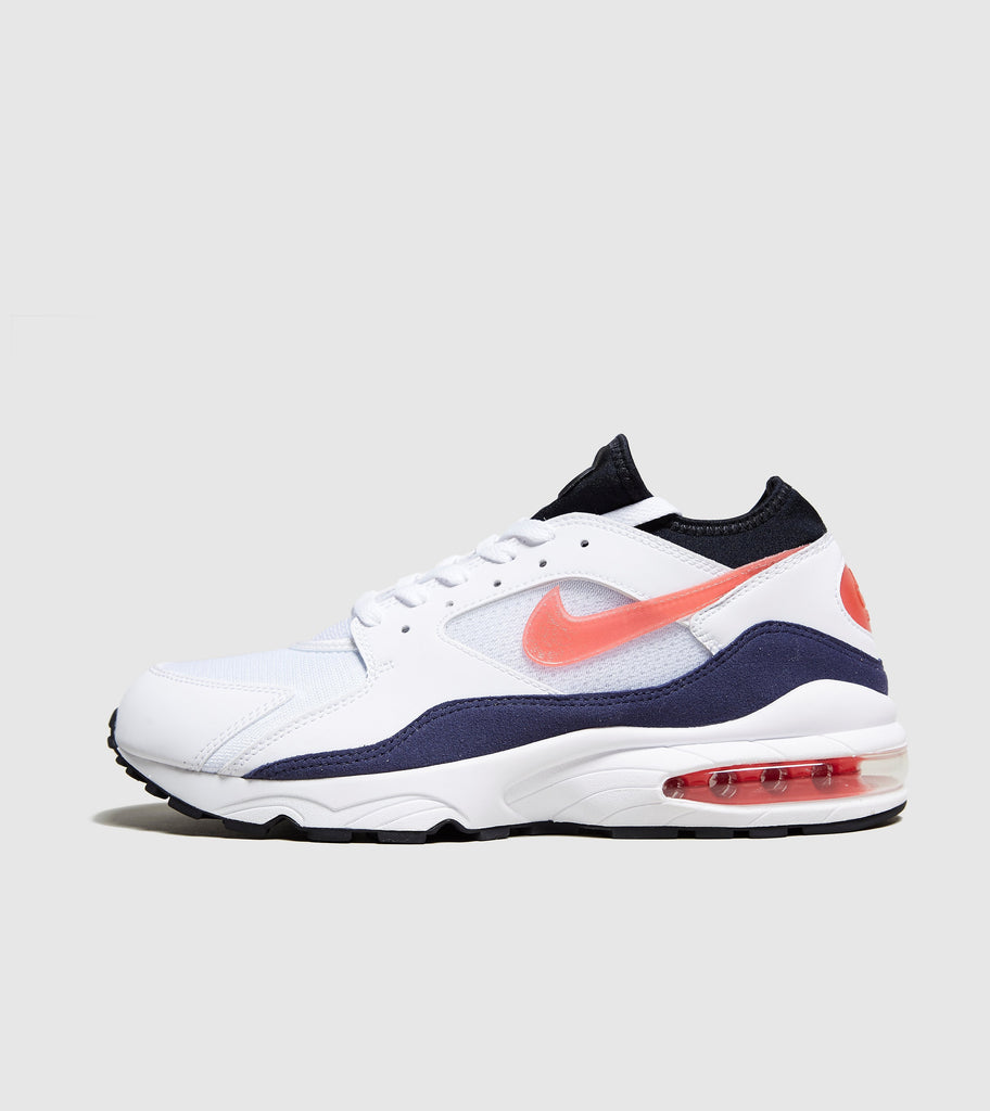 Buy Nike Nike Air Max 93, White/Red size? online now at Soleheaven Curated Collections