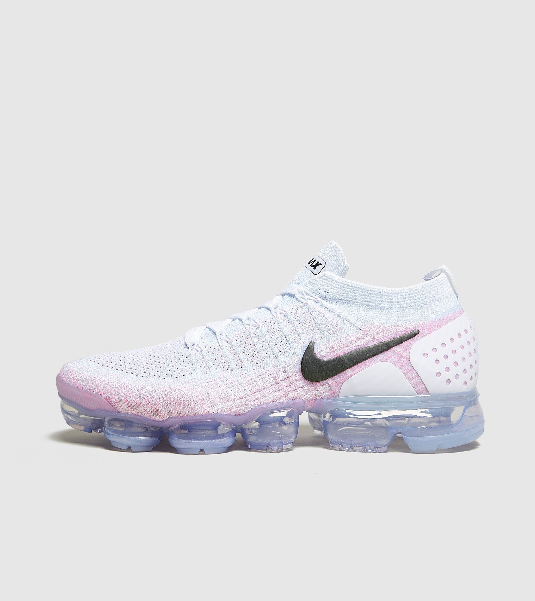 new concept be3b2 c52ca Nike Nike Air Vapormax Flyknit 2, White/Purple at Soleheaven Curated  Collections