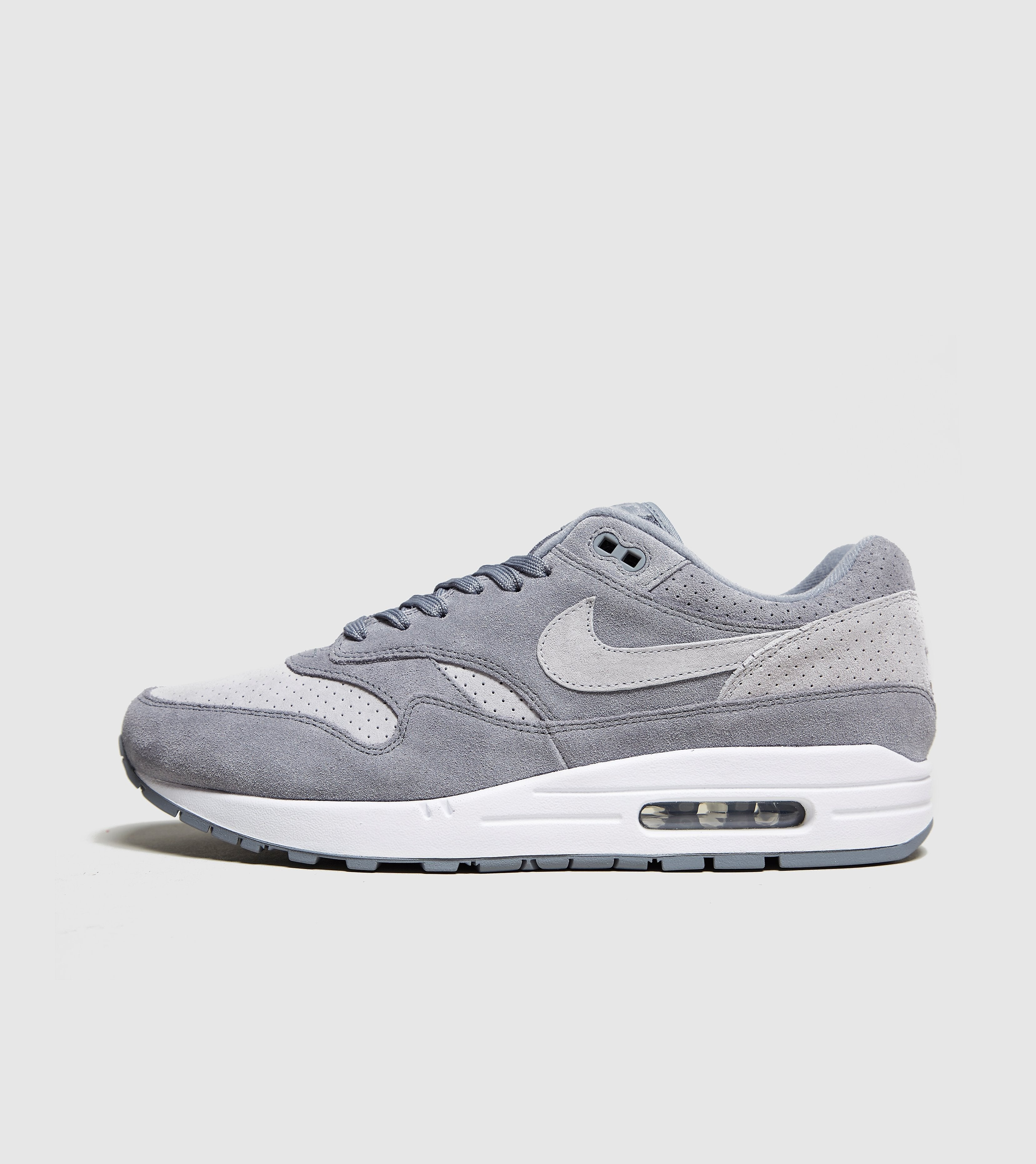 7f4bd20ac9bfb Nike Nike Air Max 1 Premium, Grey/White at Soleheaven Curated Collections