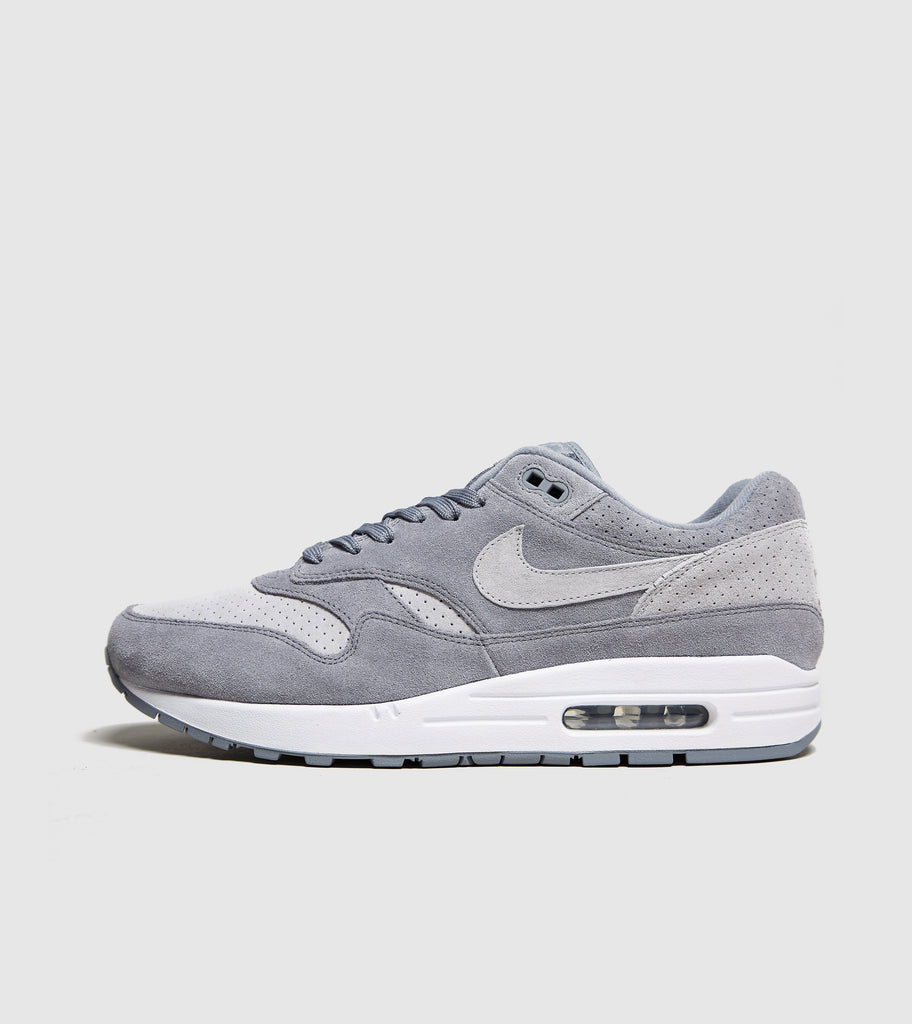 Buy Nike Nike Air Max 1 Premium, Grey/White size? online now at Soleheaven Curated Collections