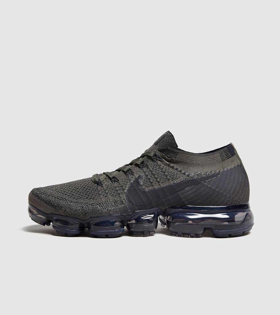 Buy Nike Nike Air VaporMax Flyknit, Green/Black size? online now at Soleheaven Curated Collections