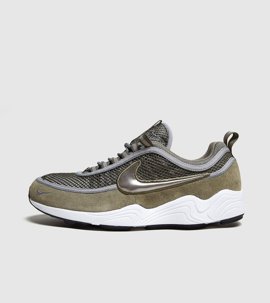 Nike Nike Air Zoom Spiridon - size? Exclusive, Green/Grey SOLEHEAVEN