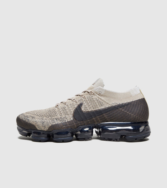 Buy Nike Nike Air VaporMax Flyknit, Beige/Brown size? online now at Soleheaven Curated Collections