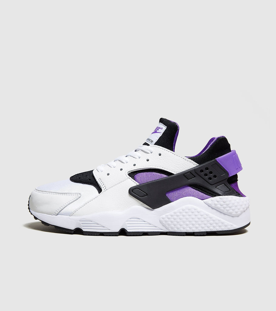 Buy Nike Nike Air Huarache Run 1991, White/Purple size? online now at Soleheaven Curated Collections