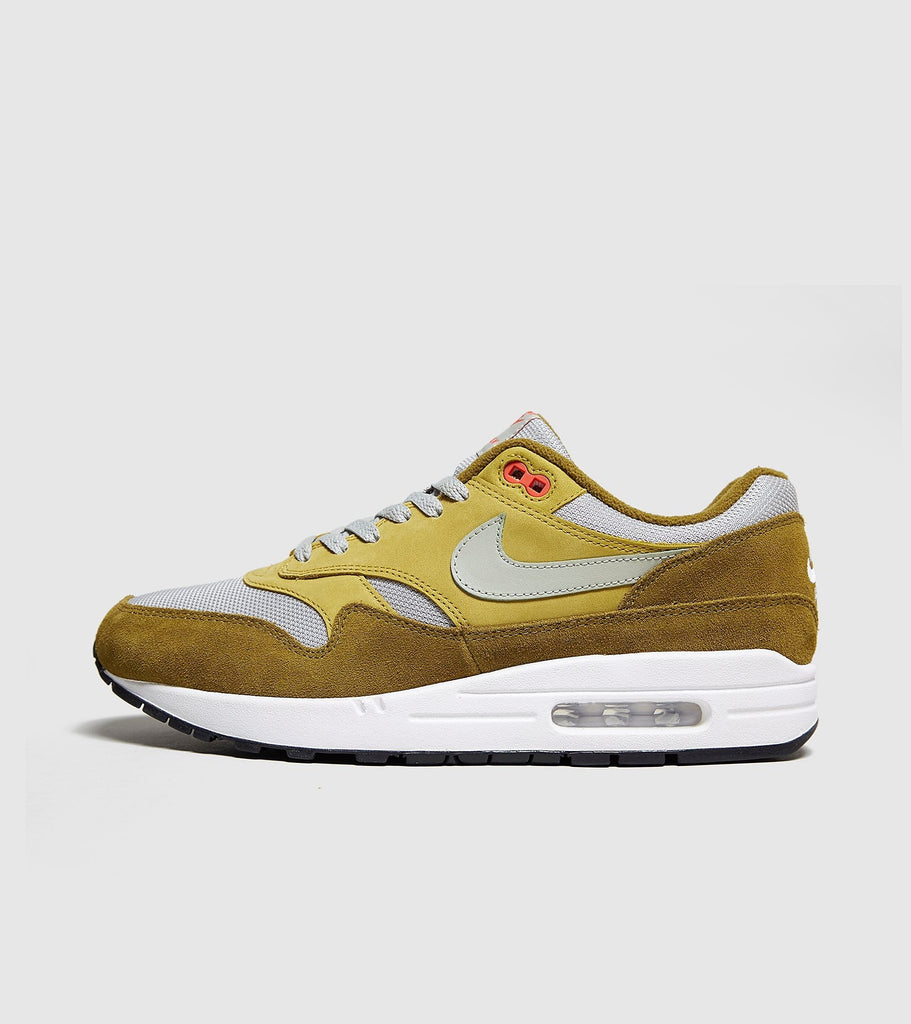 Buy Nike Nike Air Max 1 Premium QS, Green size? online now at Soleheaven Curated Collections