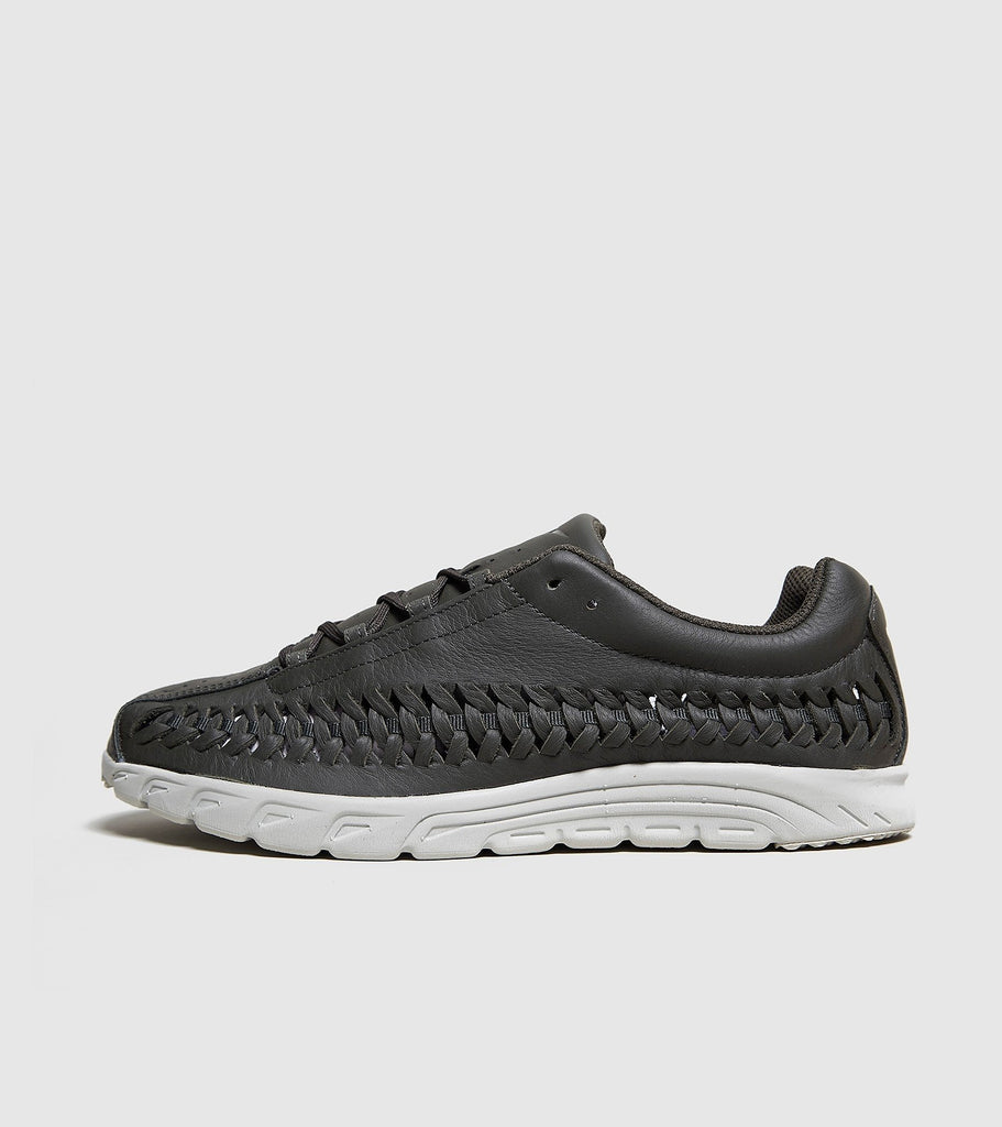 Nike Nike Mayfly Woven Leather, Green SOLEHEAVEN