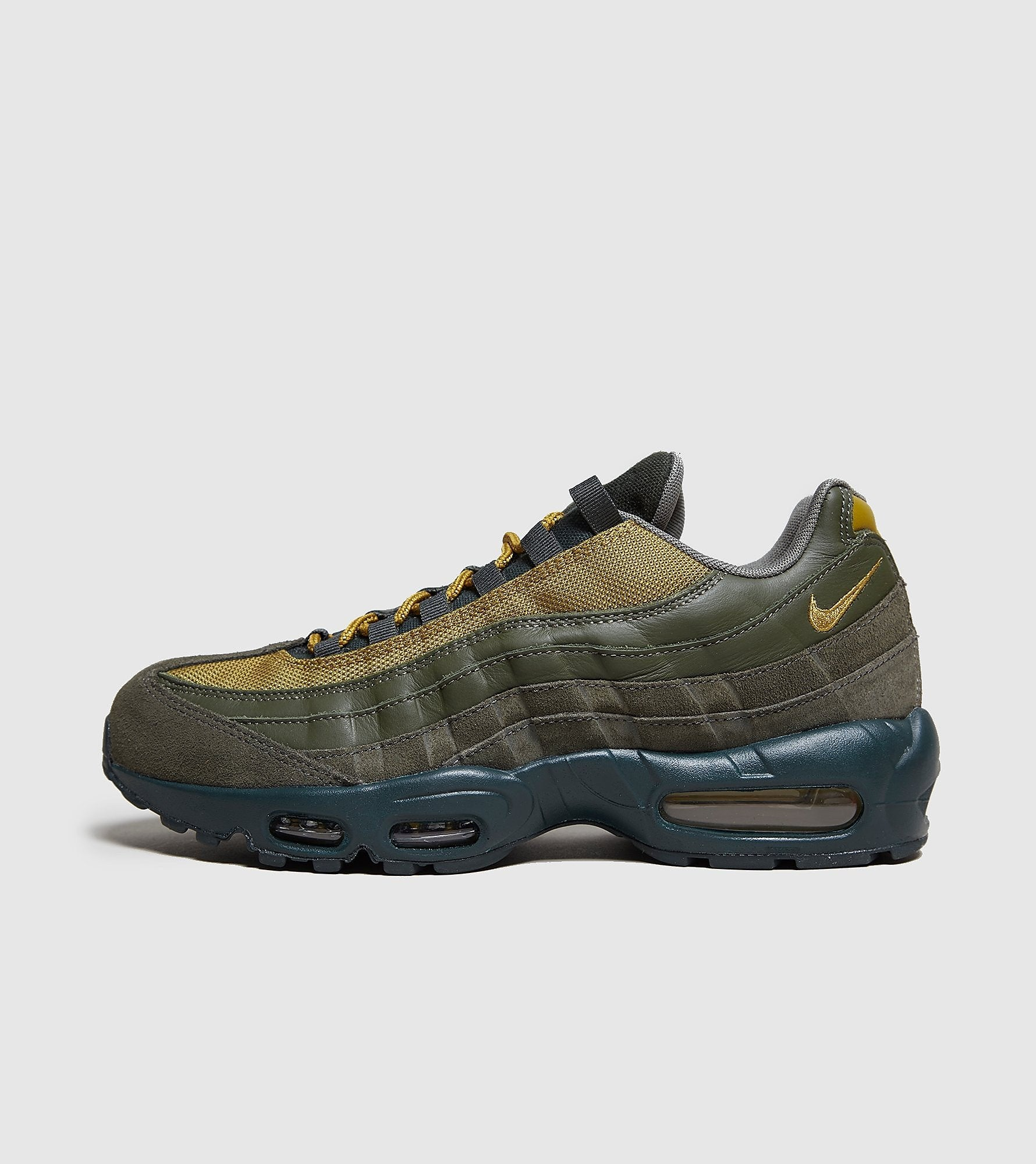 quality design 03f17 4f8b7 Nike Nike Air Max 95, Green/Yellow at Soleheaven Curated Collections