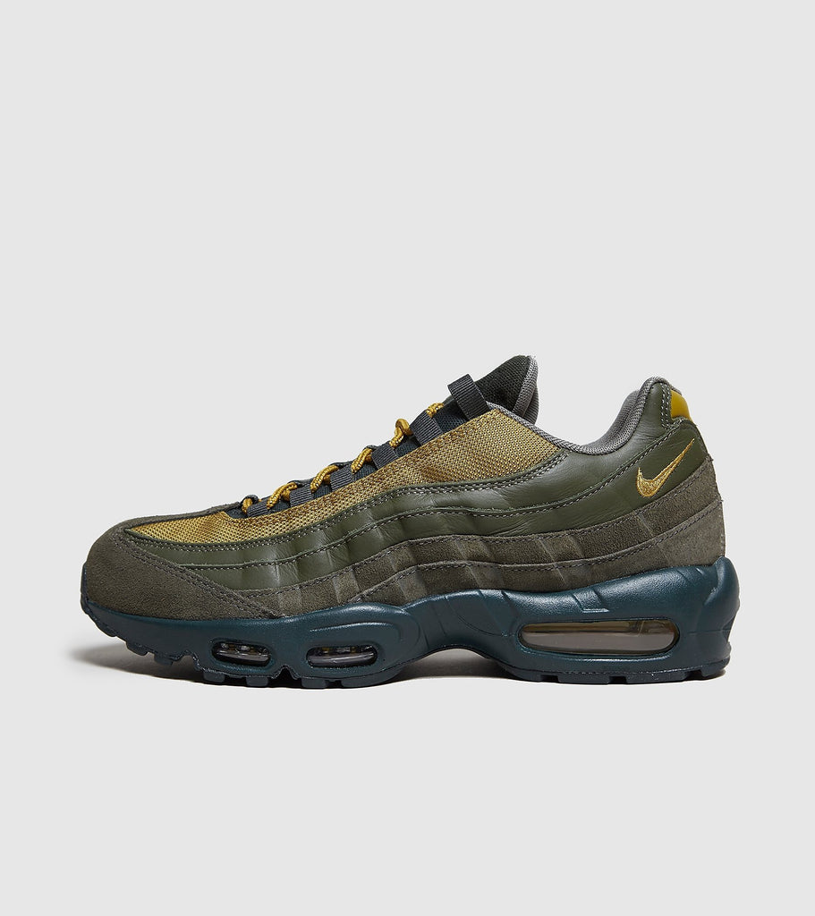 Nike Nike Air Max 95, Green/Yellow SOLEHEAVEN