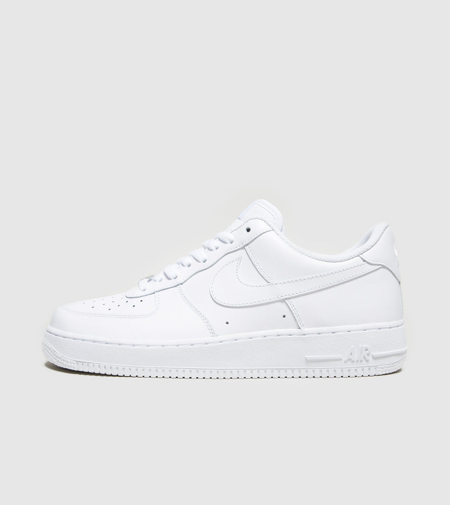 Nike Nike Air Force 1 Low, White SOLEHEAVEN