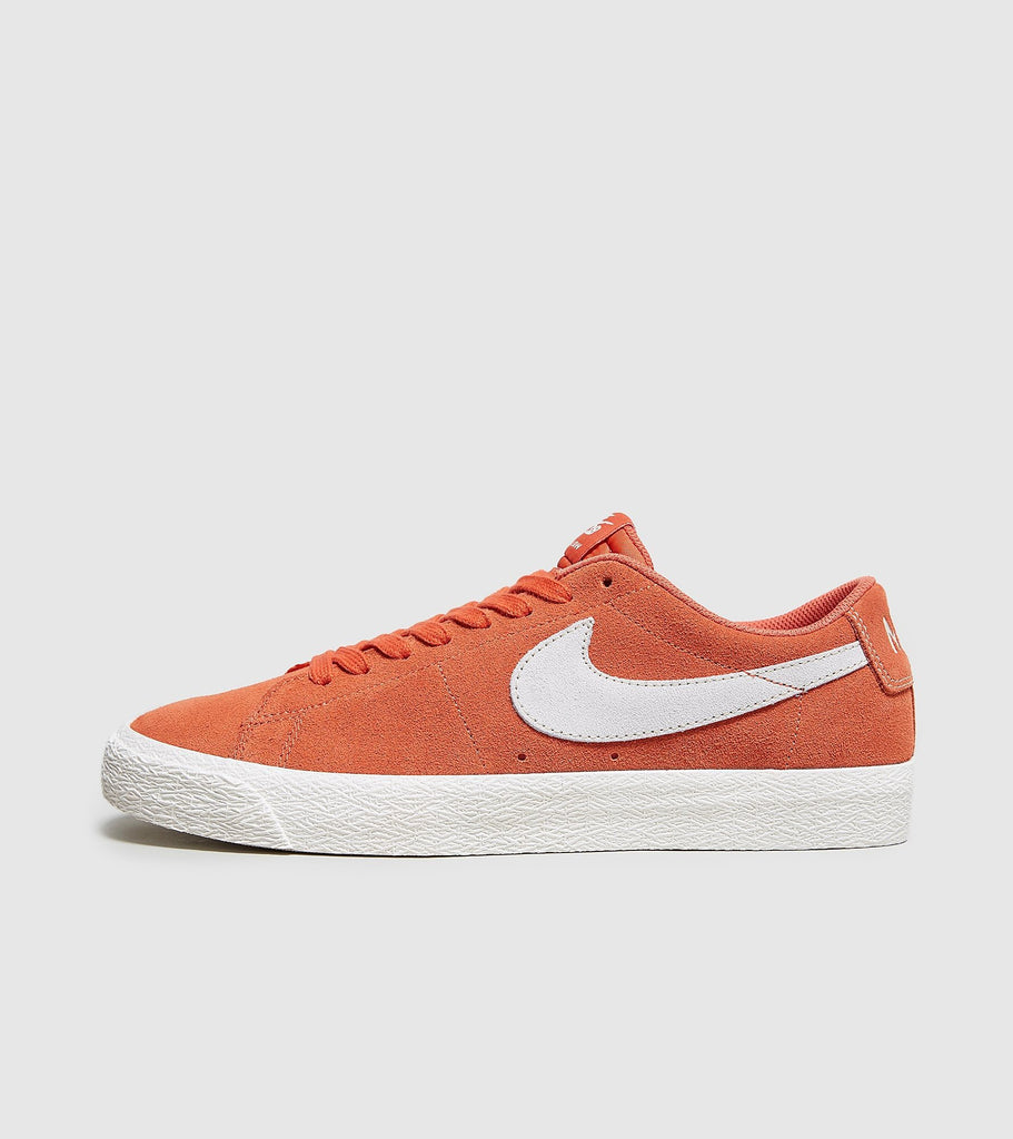 Buy Nike Nike Blazer Hi Suede, Orange/White size? online now at Soleheaven Curated Collections