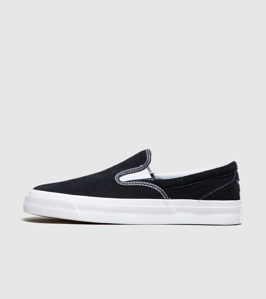 Buy Converse Converse One Star CC Slip-On, Black/White https://www.awin1.com/pclick.php?p=21962726201&a=493493&m=2767 online now at Soleheaven Curated Collections