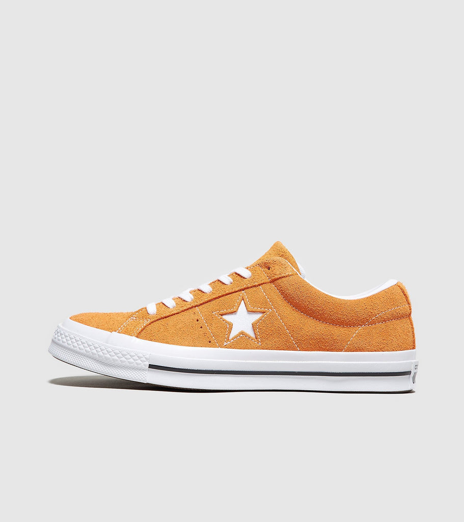 Buy Converse Converse One Star, Orange/White size? online now at Soleheaven Curated Collections