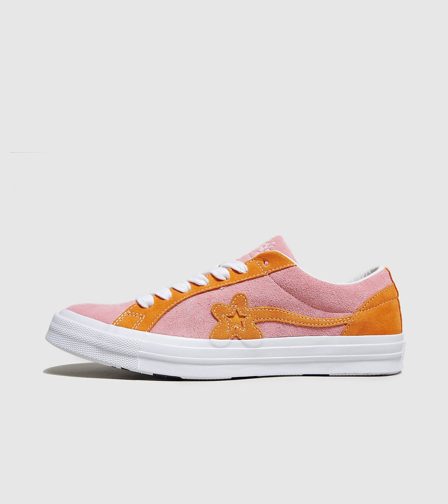 Buy Converse Converse x Tyler Golf Le Fleur One Star, Pink size? online now at Soleheaven Curated Collections