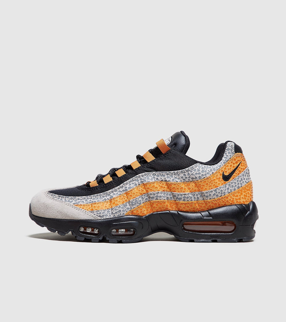 Nike Nike Air Max 95 ?What The Safari? - size? Exclusive, Multi SOLEHEAVEN