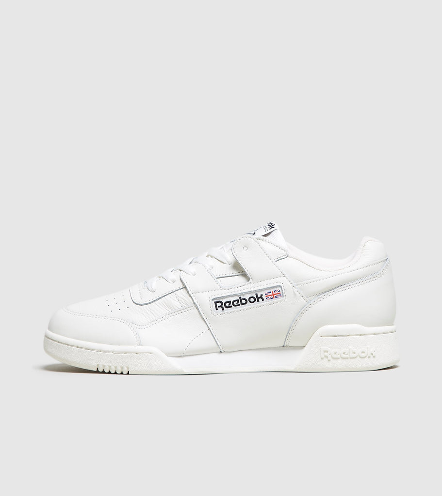 Reebok Reebok Workout Plus Vintage, White SOLEHEAVEN