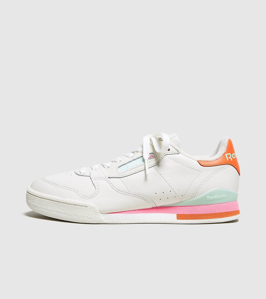 Reebok Reebok Phase 1 84 Californian Summer - size? Exclusive, White SOLEHEAVEN