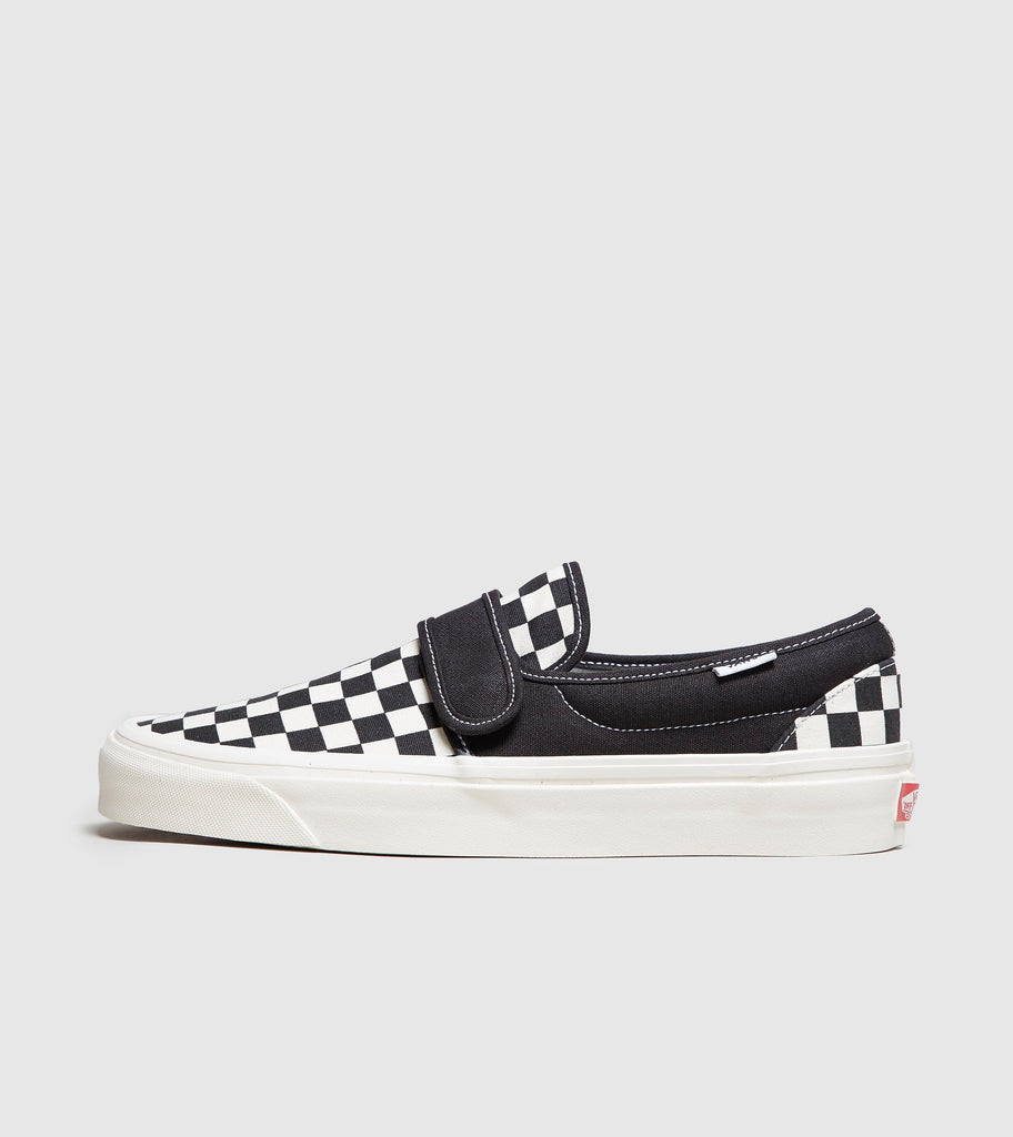 Vans Vans Slip-On 47, Black SOLEHEAVEN