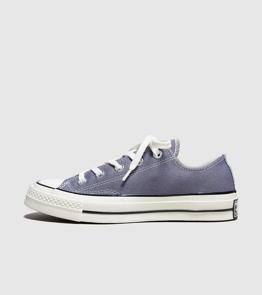 Converse Converse Chuck Taylor All Star 70's Low Women's, Blue SOLEHEAVEN