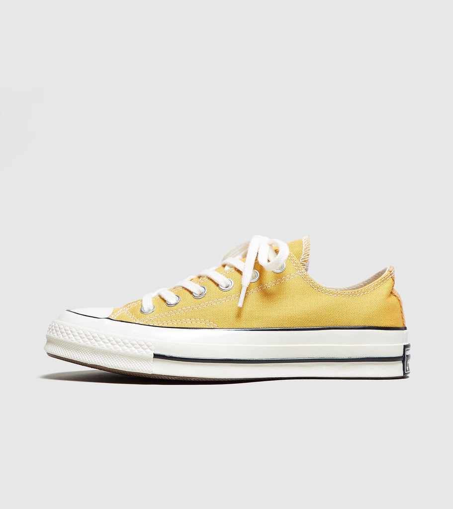 Converse Converse Chuck Taylor All Star 70's Low Women's, Yellow SOLEHEAVEN