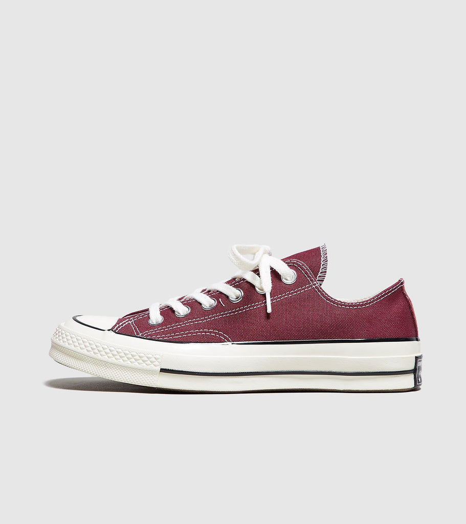 Converse Converse All Star 70'S Ox Low Women's, Red SOLEHEAVEN