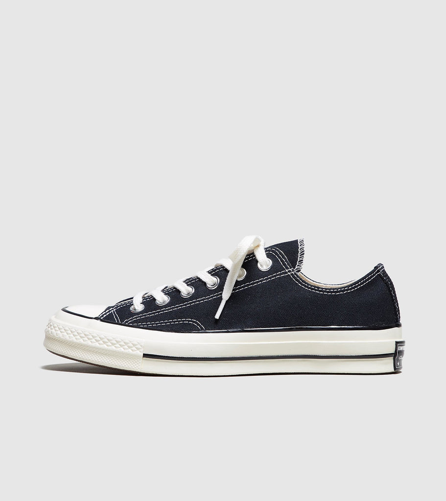 Converse Converse Chuck Taylor All Star 70's Low Women's, Black SOLEHEAVEN