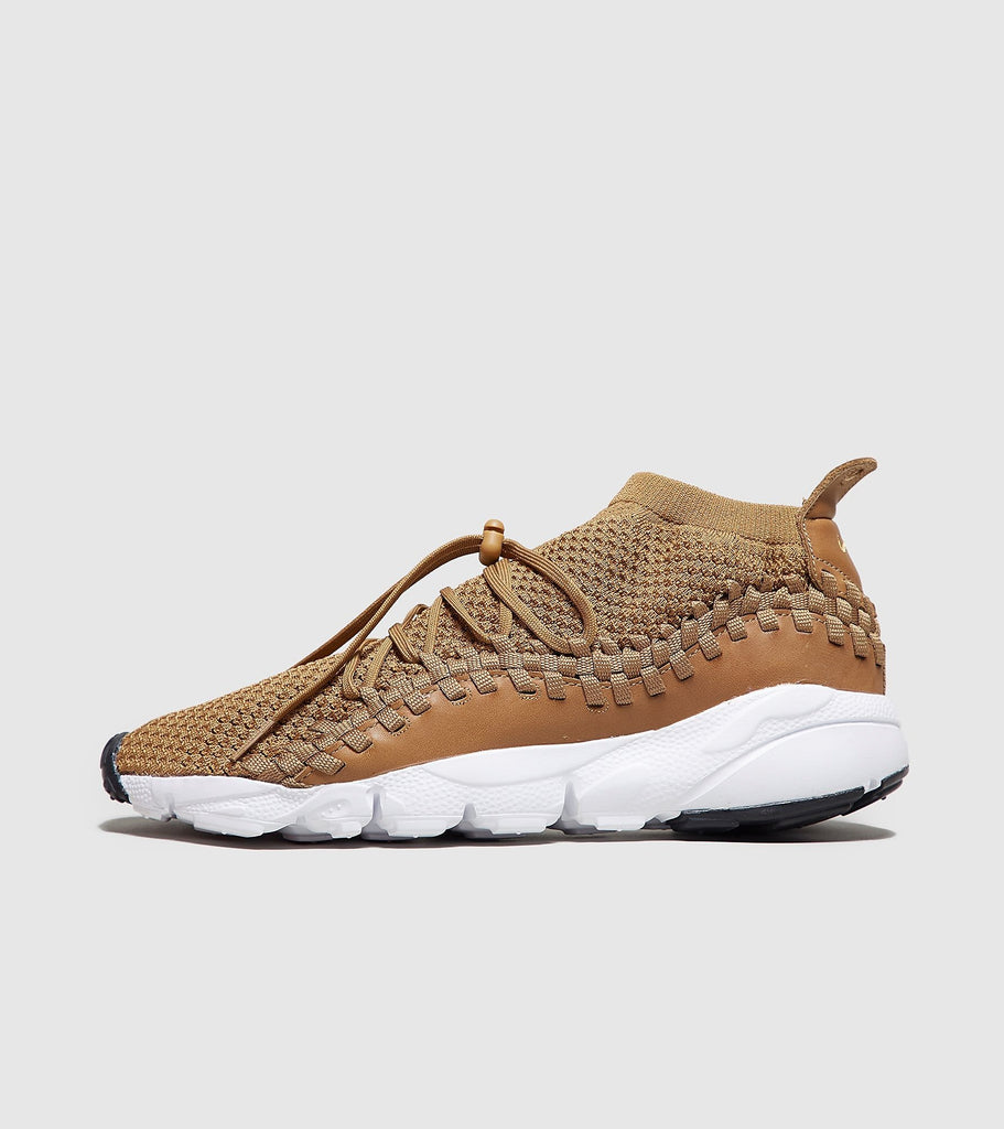 Buy Nike Nike Footscape Woven Flyknit, Beige size? online now at Soleheaven Curated Collections