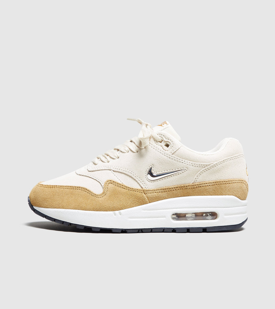 Nike Air Max 1 Jewel Women's, Beige