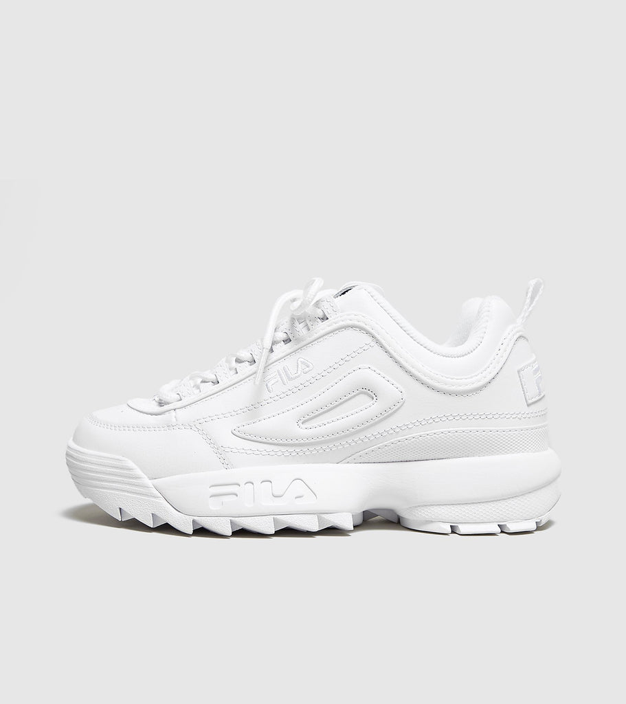 Buy Fila Fila Disruptor II Premium Women's, White size? online now at Soleheaven Curated Collections