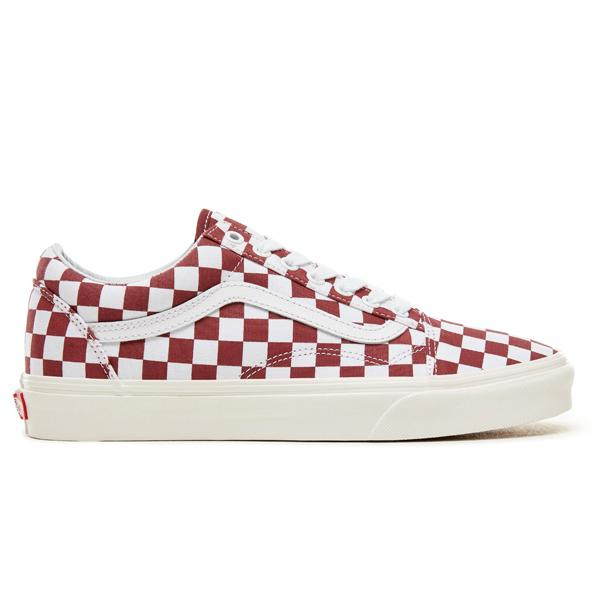 Vans Vans Old Skool Checkerboard 'Port Royale' SOLEHEAVEN