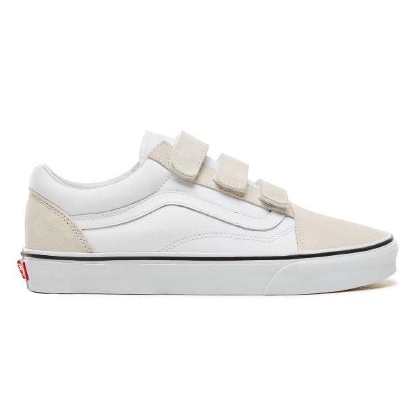 Vans Vans Old Skool Strapped 'True White' SOLEHEAVEN