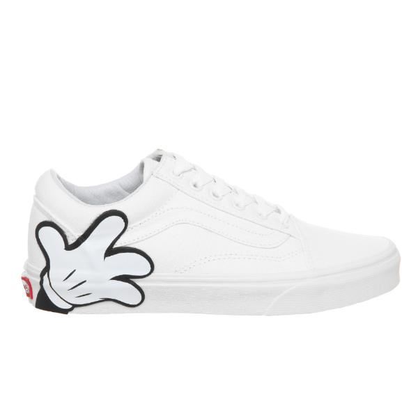 Vans Vans Old Skool x Disney 'True Mickey' SOLEHEAVEN