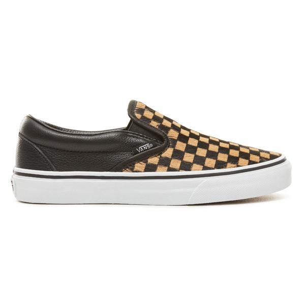 Vans Vans Slip On 'Calf Hair Checkerboard' SOLEHEAVEN