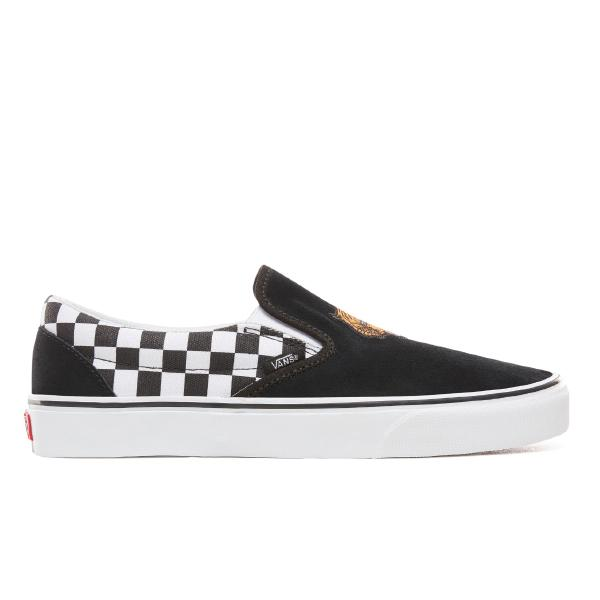 60a3af69114 Vans Vans Slip-on  Tiger Check  at Soleheaven Curated Collections